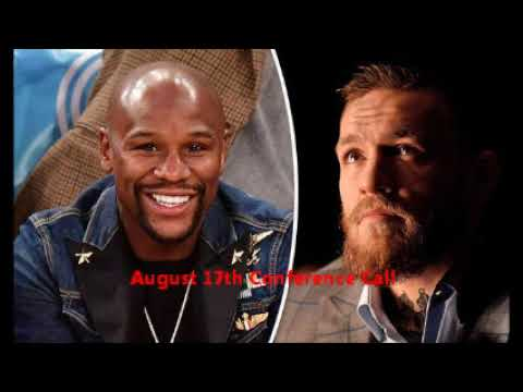 [NEW] Floyd Mayweather Conference Call [August 17th]