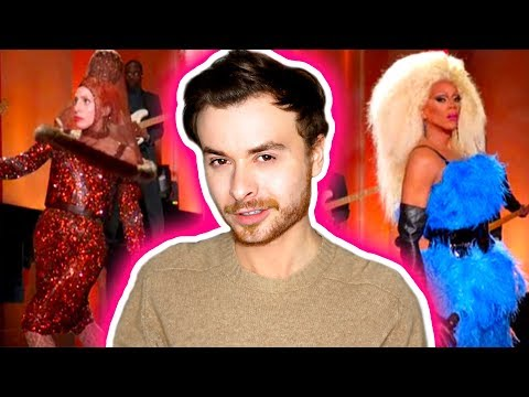 "Lady Gaga - Fashion! feat. RuPaul (Live at ""Lady Gaga & the Muppets' Holiday Spectacular"") REACTION"