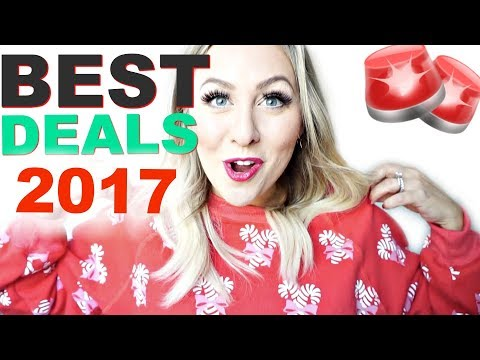 TOP ONLINE SHOPPING DEALS | Holiday Shopping