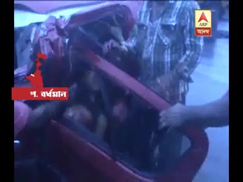 Accident at Raiganj, 1 Died, 4 injured