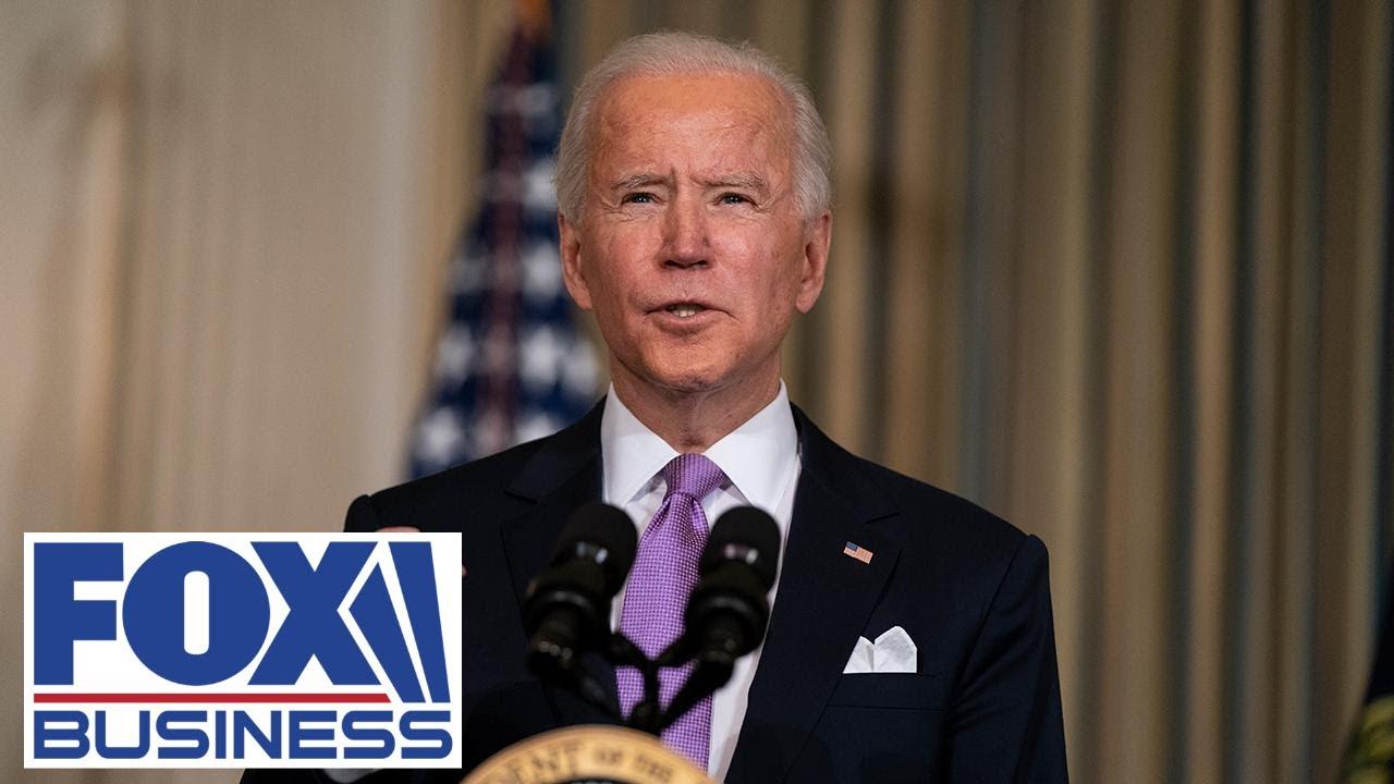 Live: Biden delivers remarks on tackling climate change, creating jobs
