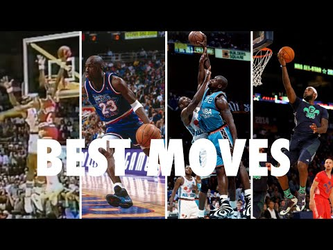 The Best Moves in NBA All Star Game History