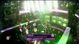 mandinga   zaleilah eurovision 2012 winner   national selection hd