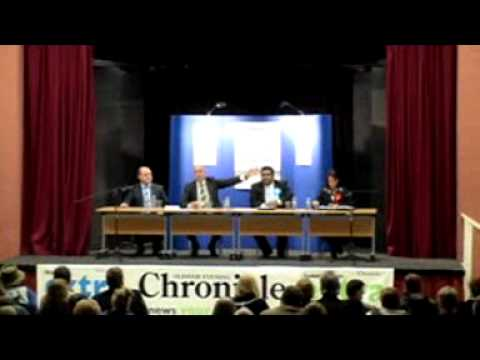 Oldham By-Election Chronicle Question Time Introduction