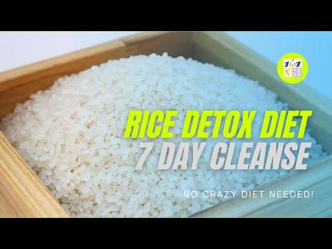 Rice Detox Diet – High Fiber Seven Day Cleanse | #Rice #Detox #Diet