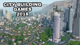 Top 10 City Building Simulation Games For iOS & Android in 2018!!!