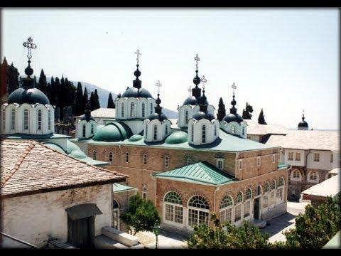 Athos - Die Republik der Mönche [DΟΚU]