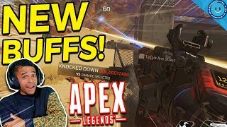 Playing With The New Gibraltar and Havoc Buffs In Apex Legends! This COMBO Is Deadly! (Gameplay)