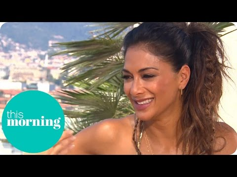 Nicole Scherzinger Talks Judges' Houses, Simon Cowell And Rylan | This Morning