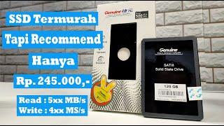 Review SSD Genuine Yang Mirip …