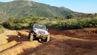 2008 Jeep JK, Holy Jims Spartan Locker Test