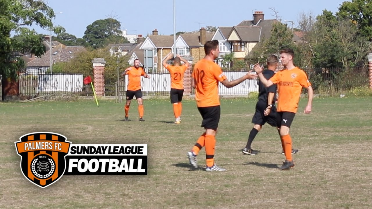 Sunday League Football - HIGH FIVE
