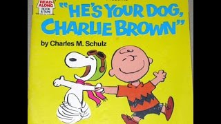 He's Your Dog Charlie Brown!