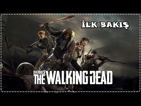 ZOMBİLER HER YERDE! | OVERKILL's The Walking Dead [Türkçe Altyazı] thumbnail