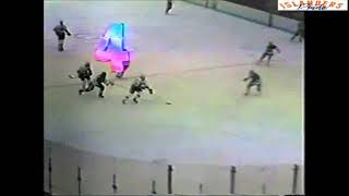 February 28 1989 Whalers at Islanders Marc Bergevin Great Goal