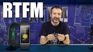 RTFM#21 -  Xiaomi AMAZFIT Cor Smartband thumbnail