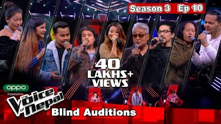 The Voice of Nepal Season 3 - 2021 - Episode 10