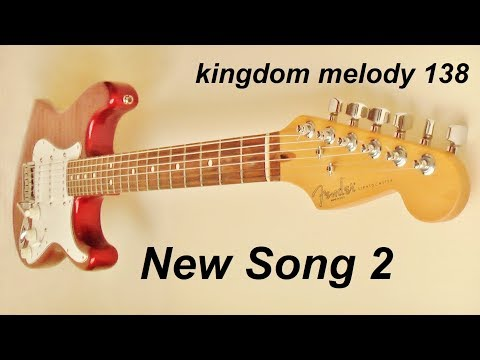 New Kingdom song 138 ' Jehovah is Your Name ' Guitar (version 2 )