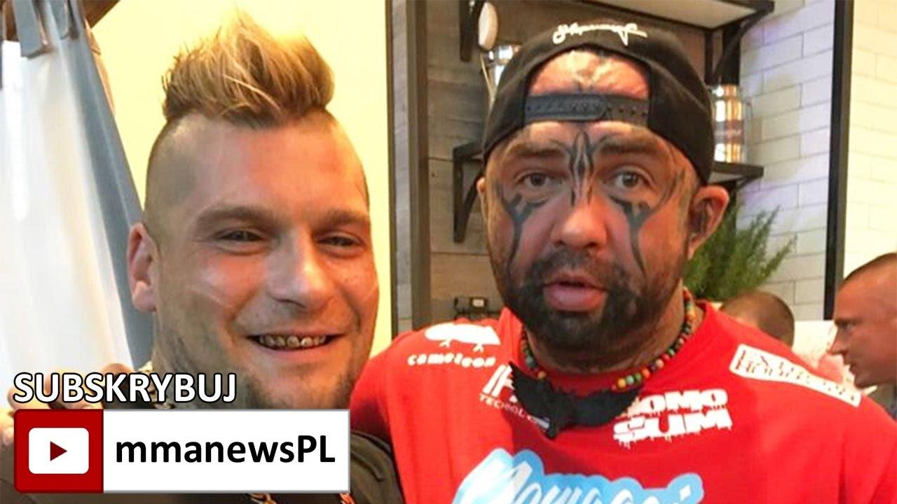 Marcin Różalski miał 30 dni na przygotowanie Popka do KSW 37