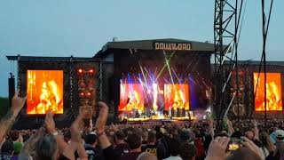 Ozzy Osbourne - War Pigs with Zakk Wylde - Download Festival 2018
