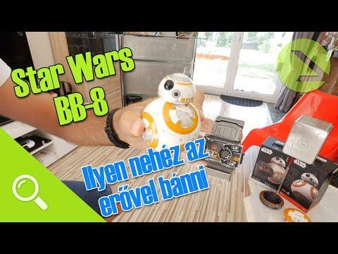 Az erő velem van! | BB-8 Force Band pántal Special Edition | teszt videó