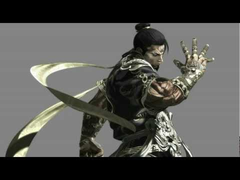Asura's Wrath - Yasha's Theme (Wind fang)