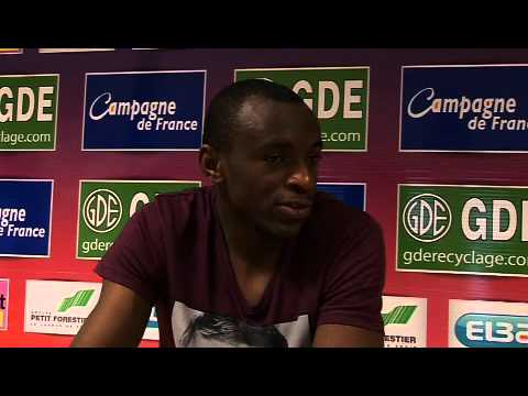 interview de yannick mbone