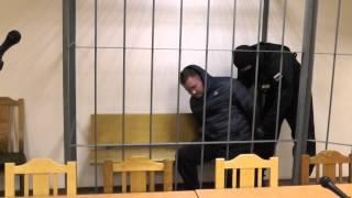 """ОПГ """"шаманинские"""" в суде. Северодвинск"""