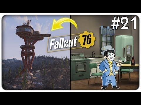 I SEGRETI DELLE MEGA VILLE DEI RICCONI (1° parte) | Fallout 76 - ep. 21 [ITA]
