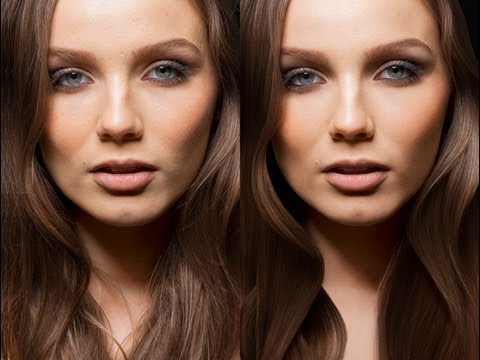 High End Retouching Mastering Hair retouching Walkthrough HD