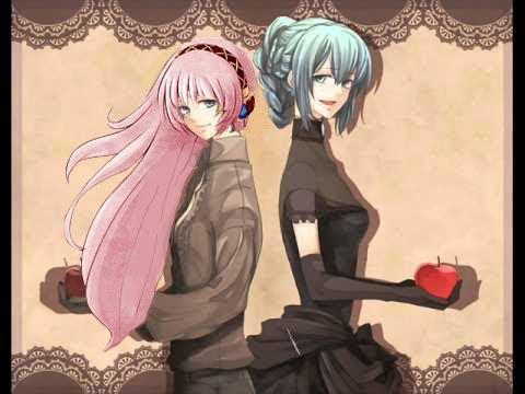 [Megurine Luka & Hatsune Miku Sweet] Alluring Secret Black Vow~Music Box~