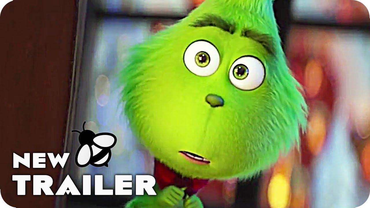The Grinch Trailer 2 (2018) Benedict Cumberbatch Animation Movie