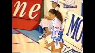 SAUDOSISMO: FINAL SL 97/98: LEITES NESTLÉ X REXONA CURITIBA - TIE BREAK