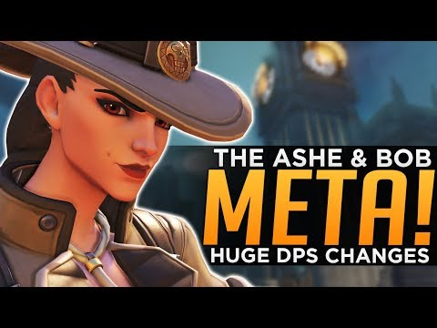 Overwatch: Ashe Changes EVERYTHING! Meta Discussion