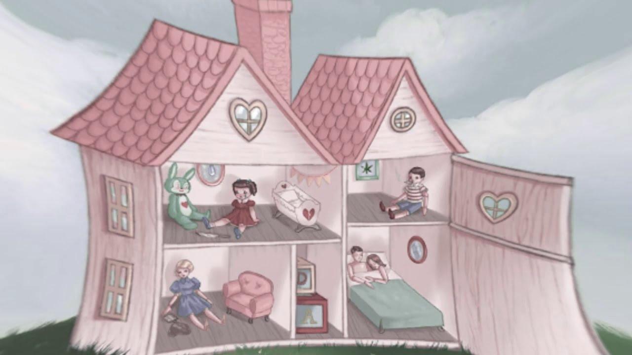 Melanie Martinez Dollhouse Instrumental Backward Youtube