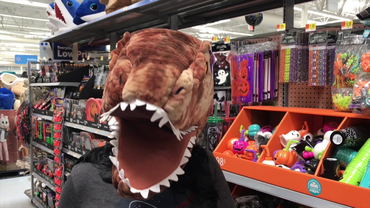 Halloween decorations walmart - Walmart September 2017 Halloween Decorations And Costumes And A Jack Skellington Inflatable