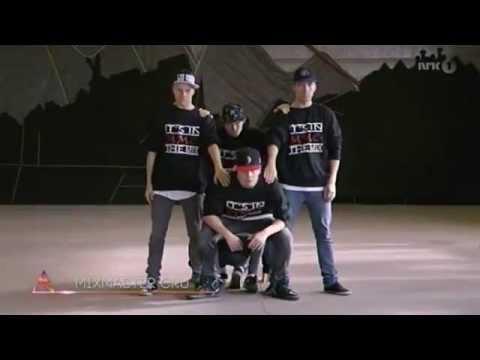 MixMaster Cru - Adils hemmelige dansere
