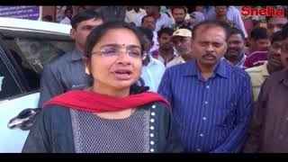 Wanaparthy District Collector Sudden Visit to Govt Hospital | Sneha TV Telugu
