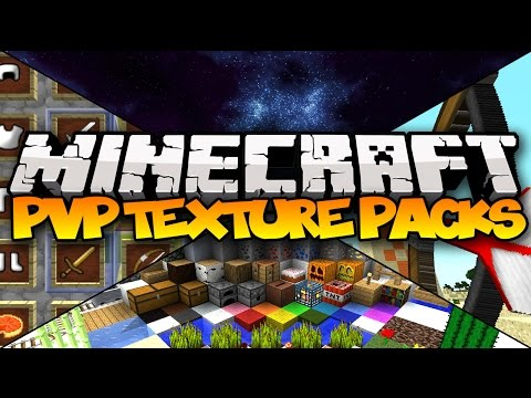 TOP 5 MINECRAFT PVP TEXTURE PACKS! - (Best Minecraft Resource Packs)