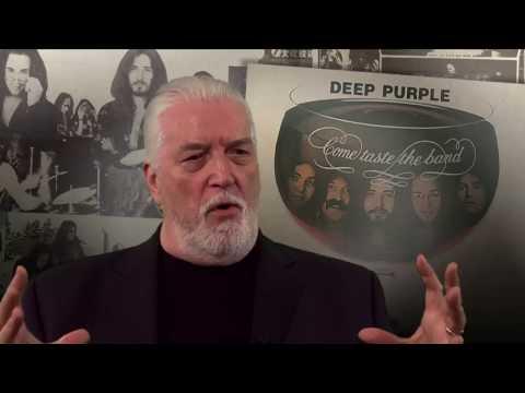 Deep Purple's Mark 4 line up band genesis in mid 1975