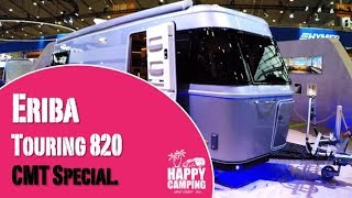 Vorstellung Eriba Touring 820 | Happy Camping