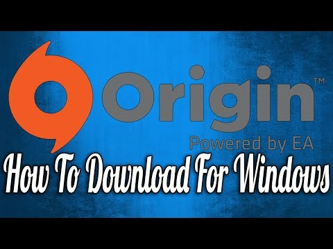 How To Download Origin For Windows