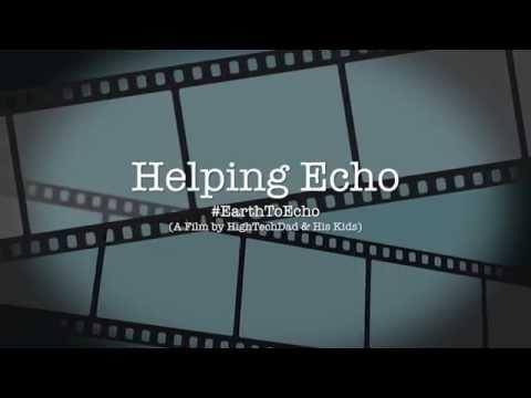"""""""Helping Echo"""" - #EarthToEcho"""