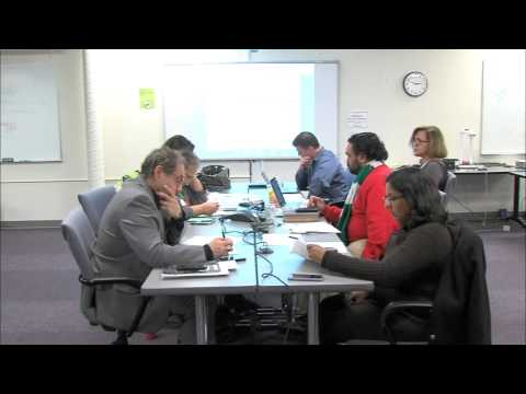 K-8 Location Criteria Subcommittee, Work Session, 1/25/16