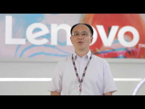 Lenovo Tech World '17 - Preview Message from Dr. Yong Rui