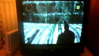 cod 4 wii elevator pipeline - easy as pie