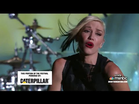 No Doubt - Live @ Global Citizen Festival HD (27/09/2014) Full Concert