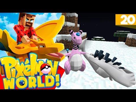 """Oh... My... God."" | Minecraft Pixelmon World SMP #20"