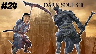 Dark Souls 3 Dex Build - Champion Gundyr + Untended Graves - Chaos Blade - Path Of The Dragon #24