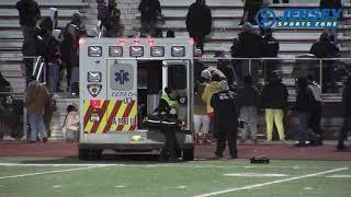 Gun Violence Mars Camden-Pleasantville Playoff Football Game